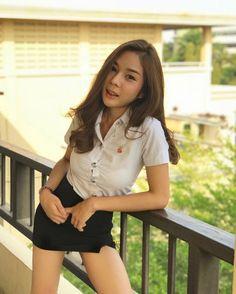 c5ba40c2ef0 609 Best Thai Student images in 2019 | Mini skirts, Leggings, Navy tights
