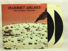 Plummet Airlines On Stoney Ground UK Import Hedonics #Records 2LP Vinyl Record