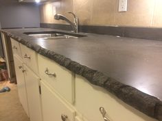 Countertops, Sink, Tables, Home Decor, Homemade Home Decor, Counter Tops, Vessel Sink, Mesas, Sink Tops