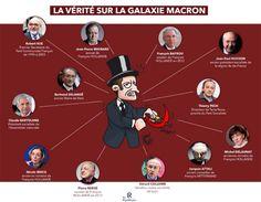 Les Républicains s'excusent après avoir publié une caricature jugée antisémite d'Emmanuel Macron