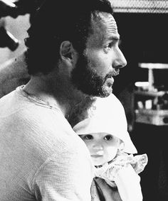Rick and Judith Grimes ~ The Walking Dead