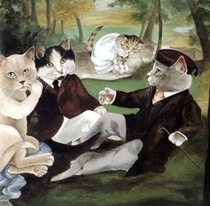 Gallery: Cats as Famous Shakespeare Characters