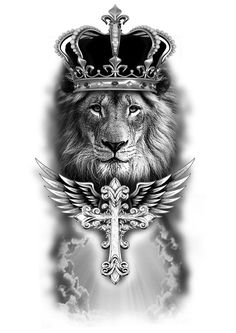 60 Charming Female Forearm Tattoos for Women – Tattoo Ideas Lion Tattoo With Crown, Lion Head Tattoos, Mens Lion Tattoo, King Tattoos, Leg Tattoo Men, Chest Tattoo, Body Art Tattoos, Evil Tattoos, Female Tattoos