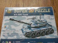 CDP117 Puzzle 3D - 8€
