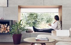 Small Living, Windows, Blog, Interior, Home Decor, Glamour, Solar Shades, Graz, Asylum