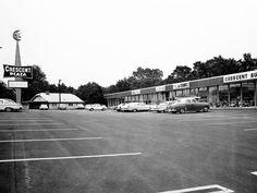 Barber Kirkland : shopping center shown on June 17, 1964, on Gallatin Road at Kirkland ...