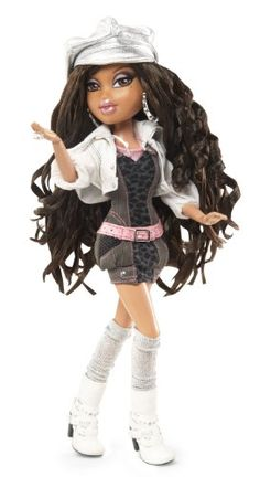 Fashion Doll: Bratz Talking Doll Yasmin * Find out more about the great product at the image link.