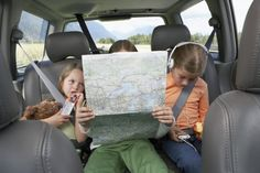 Family Friendly Packing List road trip