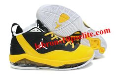 Carmelo Anthony Shoes - Jordan Melo M8 Black Yellow All Jordan Shoes 0eb6591f4a4