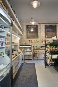 Named after the area's token phone prefix 2-6-3, phase one (now open) is a neighborhood grocery specializing in organic and natural products, coffee and on-the-go meals. It offers fresh vegetables, ice cream by the scoop, specialty espresso and local Kombucha on tap! @Eat263