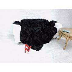 Real lambskin fur throw blanket Fur Throw, Blanket, Luxury, Colour, Beautiful, Color, Blankets, Cover, Comforters