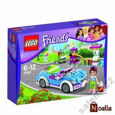 Lego Friends KABRIOLET MII 187 elementów (41091)