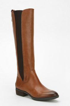 Sam Edelman Paradox leather and elastic riding boot #urbanoutfitters