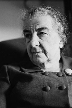 Pessimism is a luxury that a Jew can never allow himself.  —Golda Meir 1974