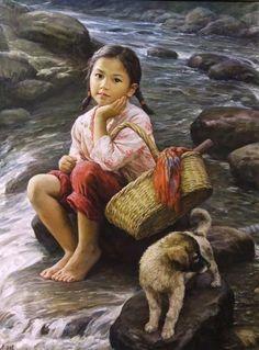 Artist - Li Zijian - 1954