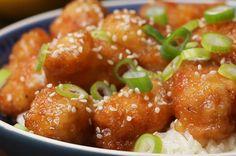 Aprenda a fazer o frango chinês com limão: | Reivente seu franguinho de sempre com este frango chinês com limão