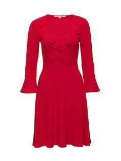 Swift Dress | Red | Dresses