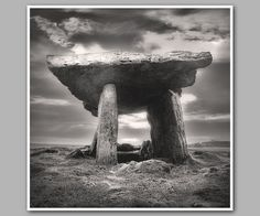 Black And White Irish Photography by WPThayerPhotography on Etsy, $30.00