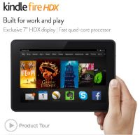 Win A Kindle Fire HD 7 or Kindle Voyage   April 15, - April 21, 2015