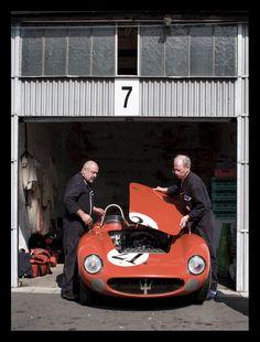 Maserati 250s http://pinterest.com/quinnproperties/ http://www.tumblr.com/blog/patrickquinnproperties