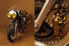 Endurance Racer - TonUp Moto Guzzi Le Mans ~ Return of the Cafe Racers