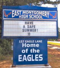 East Montgomery High School  Biscoe, NC