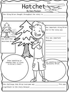 Hatchet Study Guide Flashcards | Quizlet