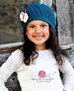 Crochet Hat Pattern - Easy, Breezy Beanie or Slouchy Beret - All sizes included --- Very Fast and Easy ---  PDF 108- SELL what you make. $3.95, via Etsy.