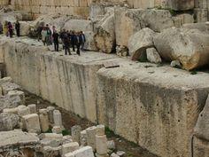 Megalithic Enigmas Of Baalbek Lebanon: Part 3 Of 4: Inside Baalbek 1