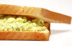 Sanduíche de pasta de ovos | Panelinha - Receitas que funcionam