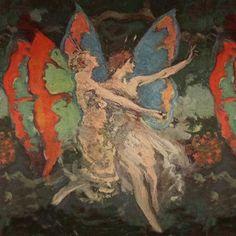 Fairies  fabric by paragonstudios on Spoonflower - custom fabric