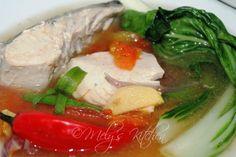 Mely's kitchen: Tinolang Tuna