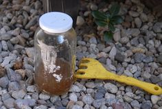 UrbanFig outlines how to use your worm castings to make worm tea for your backyard garden.