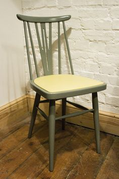 60's Kitchen Chair: Reloved by Makings & Doings