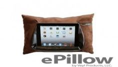 Review | ePillow: Pillow for #iPad