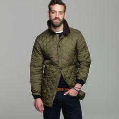J.crew Green Barbour® Liddesdale Jacket
