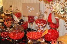 Christian Louboutin Candy Buffet