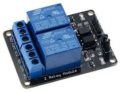 a 5v 2 channel relay board module for arduino raspberry pi arm avr dsp pic
