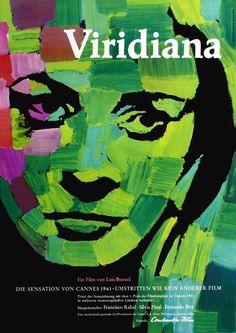 Viridiana (German) 11x17 Movie Poster (1961)