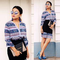 These blue ball earrings are adding a spark to my look😍 #amajesticmind . #fashionable #styling #styleblogger #trendygirl #fashionblogger #sdmdaily #bloggerimage #kolkatabloggers #kolkata #fashionista #like #style #styler #stylefile #trendsetter #fashioninfluenser #roposogirl #soroposo #popxoblogger #Delhi #mumbai #beautyblogger #influenser #plixxoblogger #cosmopolitian  #kolkatafashionblogger #instafashion #womenwear #photooftheday