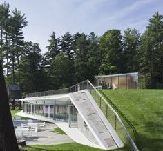 Pool Pavilion/ GLUCK+