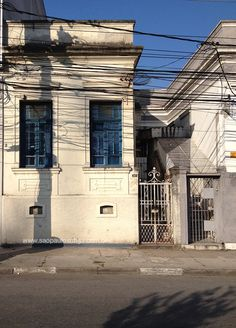 Old house in Sao Paulo