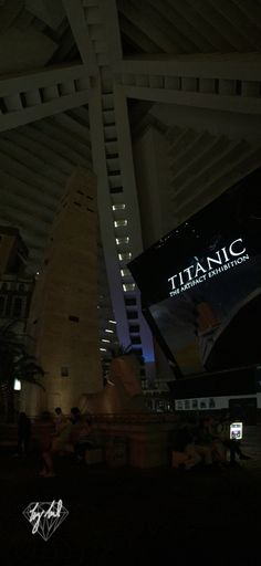 Luxor, Las Vegas, United States (Titanic the Artifact Exhibition). Photo credit Marcy McNeal.