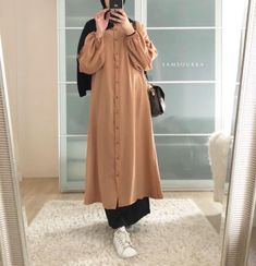 Hijab Dress Party, Hijab Style Dress, Modest Fashion Hijab, Modern Hijab Fashion, Muslim Women Fashion, Street Hijab Fashion, Hijab Fashion Inspiration, Casual Hijab Outfit, Hijab Chic