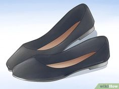 Imagen titulada Select Shoes to Wear with an Outfit Step 27 Health Remedies, Home Remedies, Bunion Remedies, Get Rid Of Bunions, Bunion Shoes, Skin Tag Removal, Body Hacks, Yoga Poses, Natural Health