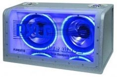 PYLE PLBWS212 Dual 12-Inch 1200 Watt Bandpass with Neon Woofer Rings by Pyle. $135.22. Pyle bandpass subwoofers are specially designed for maximum slam! This woofer is mounted inside a dual-chambered box – one sealed, the other ported – with the sound waves emerging from the ported box. This yields a low, narrow frequency sound (35 Hz – 1000 kHz) with a huge punch that's super efficient. With ample room, these babies will roar. These two 1000-watt 12