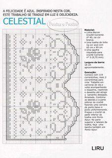 Puntillas crochet 2 - Liru labores textiles - Álbumes web de Picasa