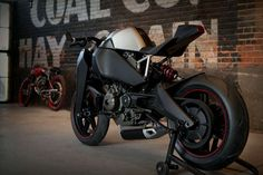 The original Magpul Ronin 1125R was a concept bike developed by firearms accessories and parts manufacturer Magpul, the design was as...