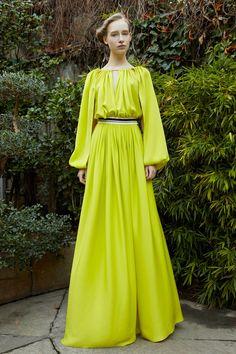 Vionnet Pre-Fall 2018 Fashion Show Collection