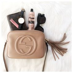 Gucci Soho Disco Crossbody - Fashion Jackson // Check Out: amzn.to/2pTgpbd Mo Make Yourself Look Better!